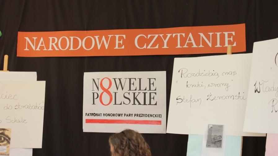 Narodowe Czytanie 2019 Nowele Polskie