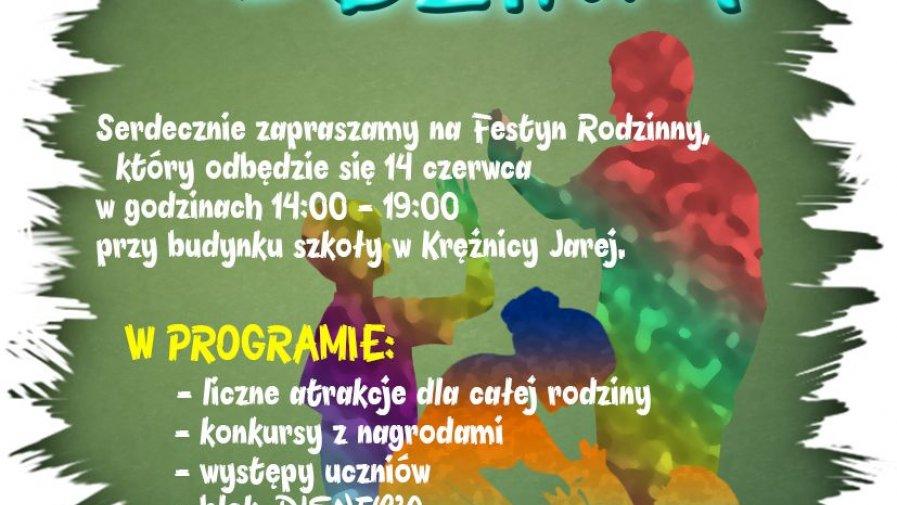 """Festyn Rodzinny """"Na spotkanie z latem"""""""